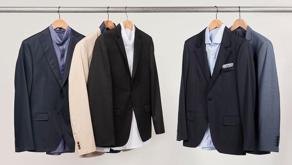 Confection de veste de costume pour un hôtel